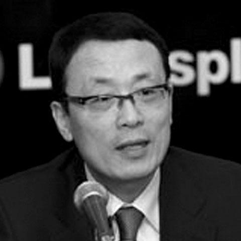 LGD业务支持中心高级副总裁李邦洙