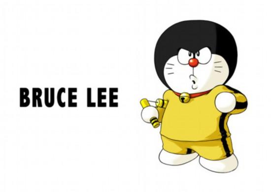 最近panda box以哆啦a梦为原型创作了一系列cosplay人物.