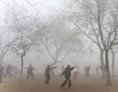 灰霾天气下的健康风险