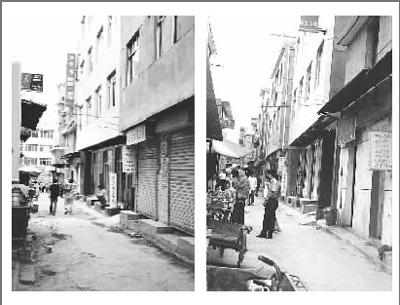 西安市碑林区北沙坡村十年变迁侧记:都市新社区的缩影