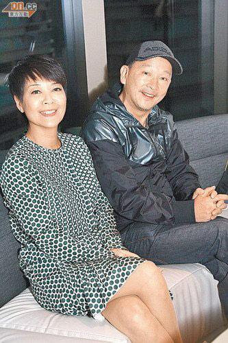 智叔与金燕玲在《逆战》中斗戏