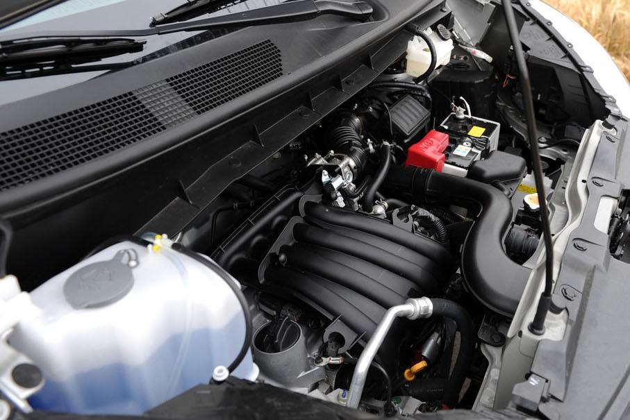 6l自然吸气发动机(代号hr16),这也是目前东风日产很多车型都在使用的