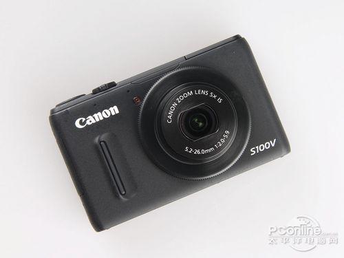 佳能 PowerShot S100v图片360展示评测论坛报价网购实价