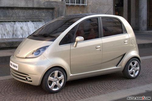 世上最便宜汽車 印度人發明的世上最便宜汽車 世上最便宜汽車盤點 世高清圖片