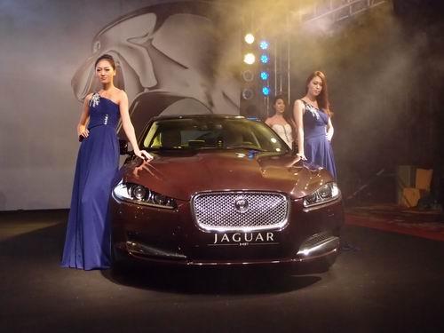 苏州世之元捷豹2012年款 新车上市发布会 高清图片