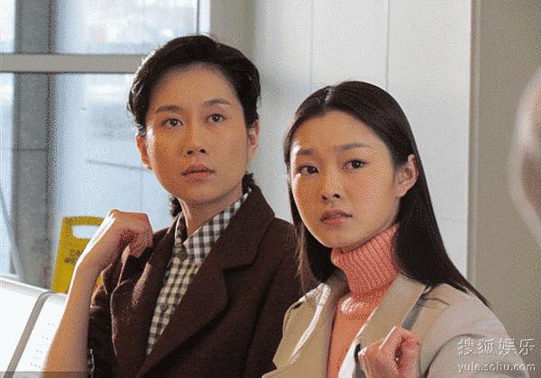 宋轶(右)与温峥嵘饰演母女