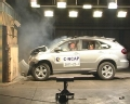 [碰撞视频]2011款比亚迪S6 正面碰撞视频