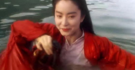 林青霞电影_林青霞是电影历史上女扮男装最成功的