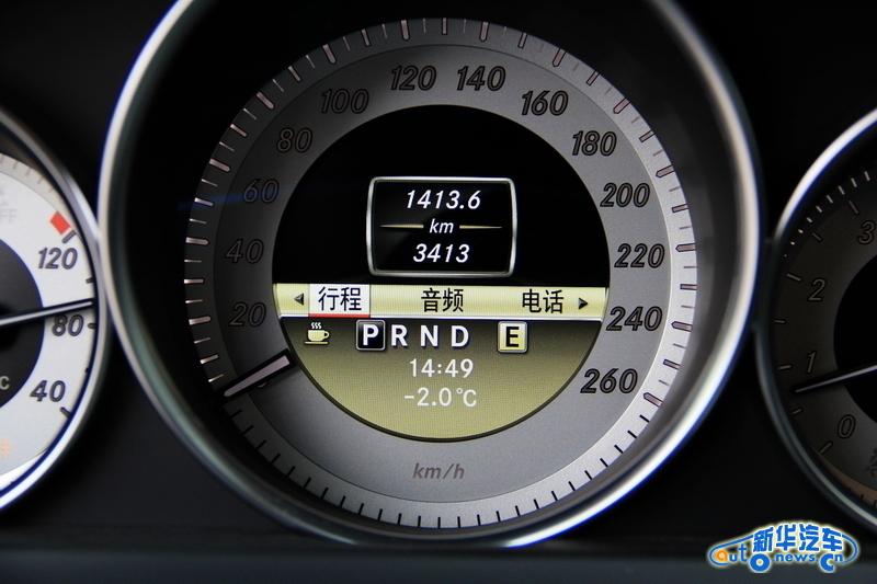 细节品质提升 体验奔驰c200 cgi时尚型