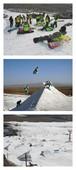 京郊滑雪地图 石京龙滑雪场攻略