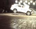 [碰撞视频]2011款比亚迪S6 40%碰撞视频