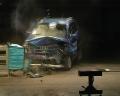 [碰撞视频]2011款长安CX20 40%碰撞视频