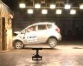 [碰撞视频]2011款长安CX20 正面碰撞视频