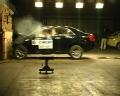 [碰撞视频]2011款帝豪EC8 正面碰撞视频