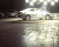 [碰撞视频]2011款丰田锐志 40%碰撞视频