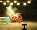 [碰撞视频]2011款一汽威志V2 40%碰撞视频