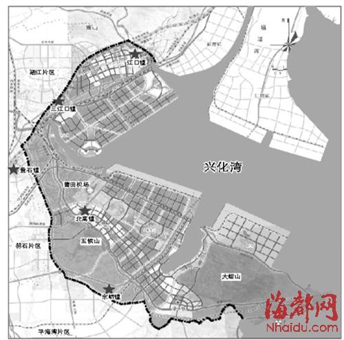 莆田规划局最新规划图