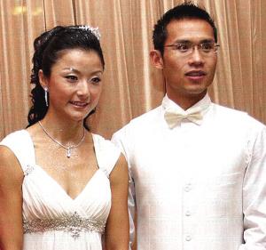 晏紫和老公李圣根