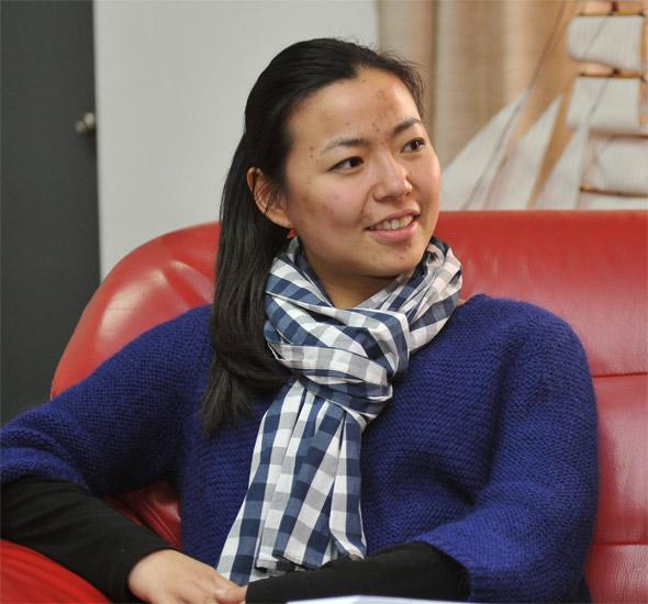 服装学院市场营销学讲师鲁成博士