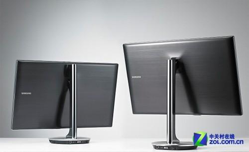 CES 2012:三星展出27吋顶级PLS显示器