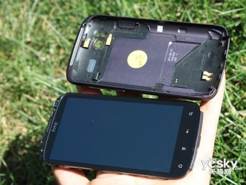 图为:HTC Sensation Z710e 手机