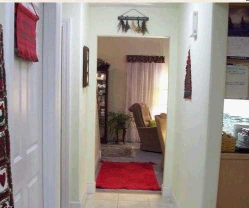 客厅主卧走廊客厅过道玄关效果图图片1