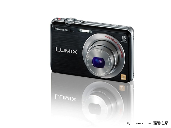 松下数码相机五连发 Lumix系列添新丁