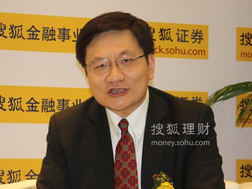 宜信集团CEO 唐宁