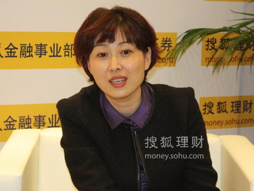 光大银行私人银行客户总监 陈玮