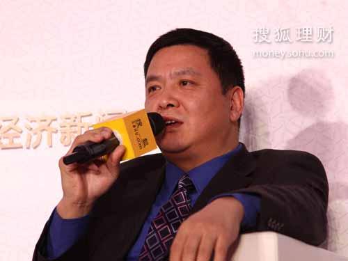 光大银行信用卡中心副总经理刘鹰