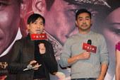 《大魔术师》上海首映 梁朝伟刘青云联手救市