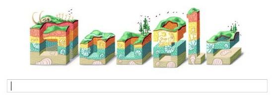 DoNews 1月11日消息 1月11日,Google更新首页涂鸦,纪念丹麦地质学家Nicolas Steno374周年诞辰。