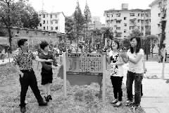 湖南体彩为长沙市第一福利院捐赠体育器材