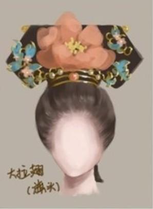 手绘版古代女子发式大全 很抢眼【组图】