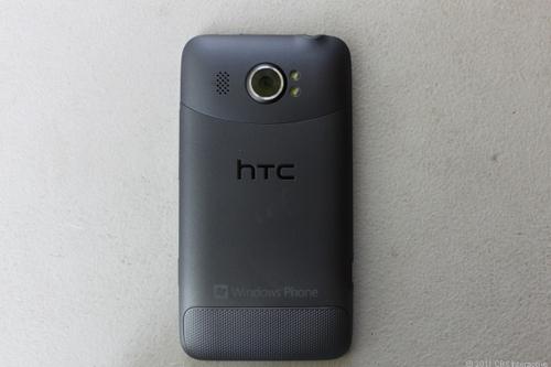 HTC Titan II具备1600万像素摄像头