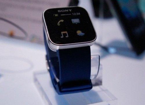 索尼发布新款超酷SmartWatch智能手表