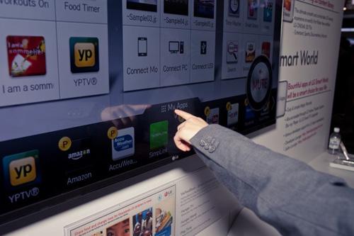 全新LG智能电视使用其专有应用,可能造成平台分裂。