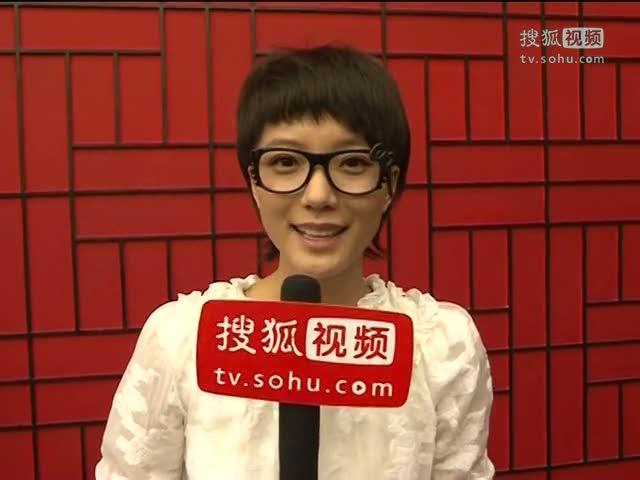 2012年明星送祝福 王珞丹新春贺词