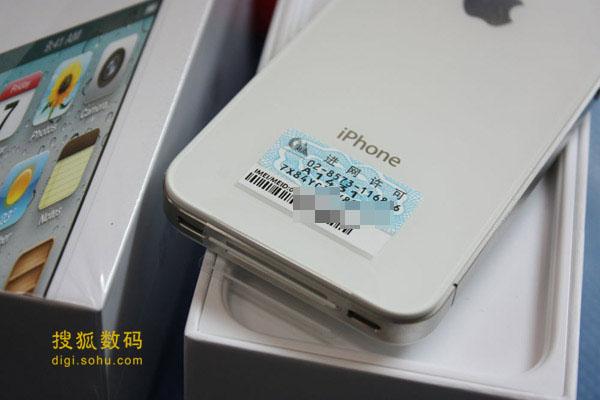 联通合约版iPhone 4S