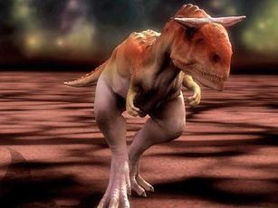 牛龙/食肉牛龙:长着公牛角,前肢却异常短小