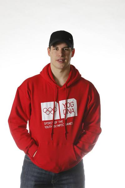 希尼·克罗斯比担任青年冬奥会大使