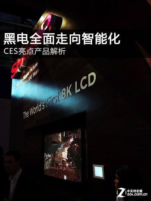 黑电全面走向智能化 CES五大亮点产品