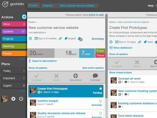 CloudBees产品界面