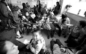 二级医院儿童看病报销应提高