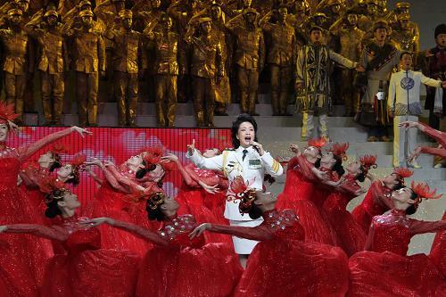军民迎新春文艺晚会_2012年军民迎新春文艺晚会在京举行(组图)-搜狐滚动
