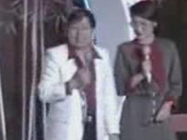1985年春晚主持人 马季