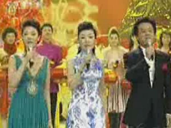 2006年春晚主持人 刘芳菲