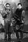 《逆战》在京首映 谢霆锋:春节在港陪儿子