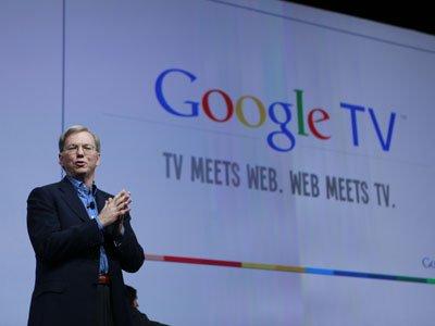 Google TV正试图重塑电视,包括来自互联网的内容。