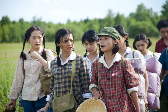 山东影视集团投资拍摄的大型电视连续剧《知青》,是《闯关东》导演张图片